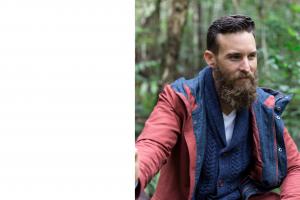organic beard and hair care