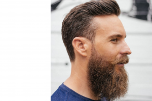 organic hair and beard care